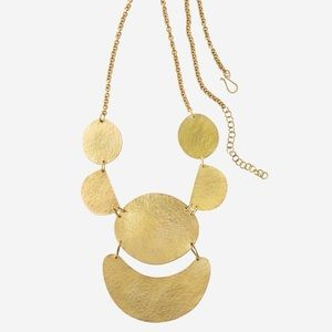 Noonday Collection Brass Mara Necklace